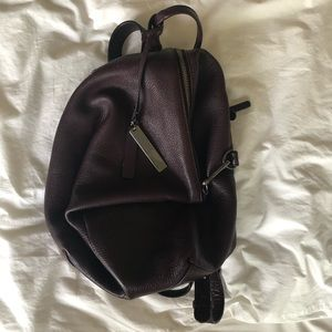 Vince Camuto Leather Backpack purse